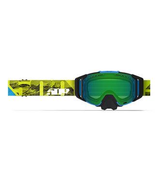 509 509, Sinister X6 Goggle, Hi-Vis Blue