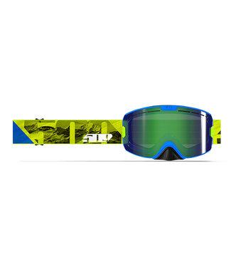 509 509, Kingpin Goggle, Hi-Vis Blue