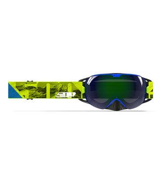 509 509, Revolver Goggle, Hi-Vis, Blue