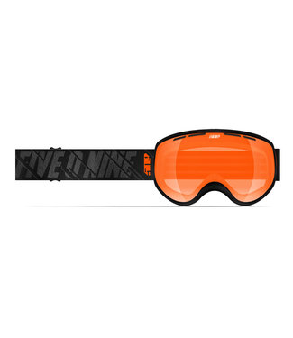 509 509, Ripper Youth Goggle, Black Fire, Youth