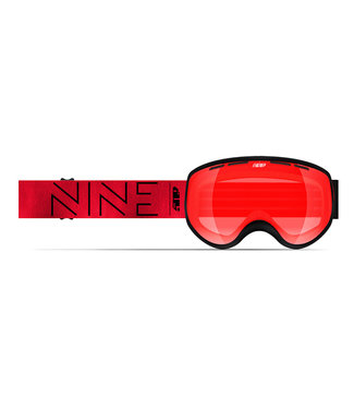 509 509, Ripper Youth Goggle, Red, Youth