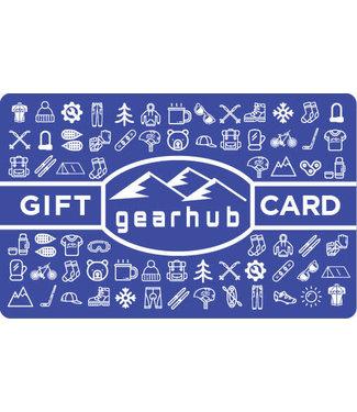 Gearhub Gift Card - In Store / Online