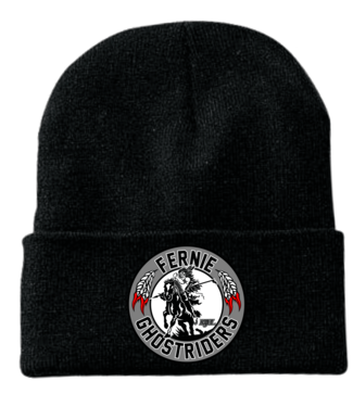 Ghostriders, Toque, Black