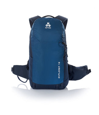 Arva Arva, Explorer 18L Backpack, Blue