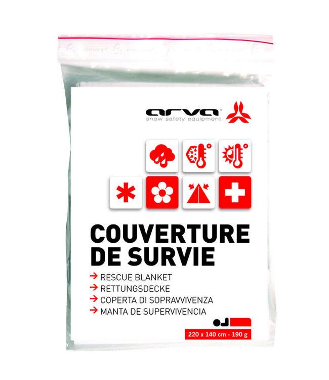 Arva Arva, Rescue Blanket, 190g