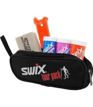 Swix Swix Tour Pack: V20, V40, V60, T10, T87 In zippered bag