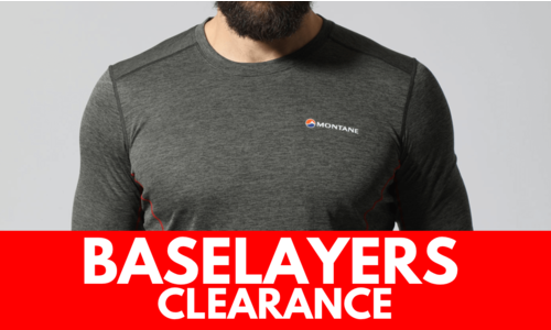 Baselayers - CLEARANCE