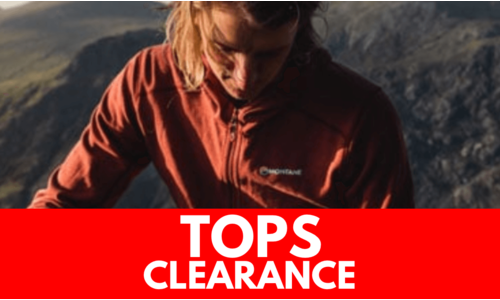 Tops - CLEARANCE