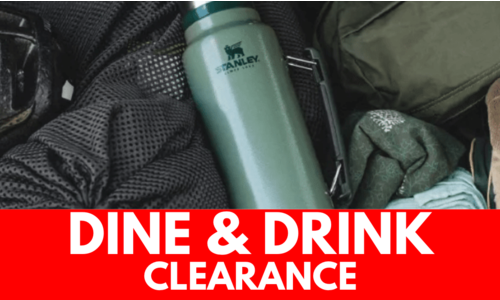Dine & Drink - CLEARANCE