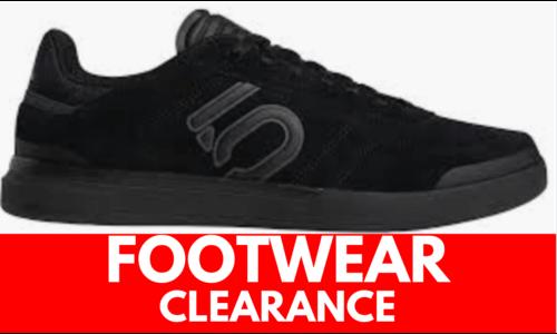 Footwear - CLEARANCE