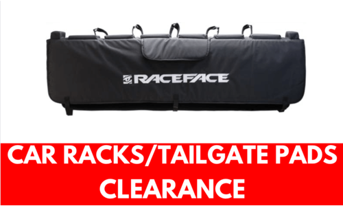 Car Racks/Tailgate Pads - CLEARANCE