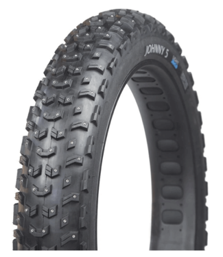 Terrene, Johnny 5 26x5.0 Light Folding/Tubeless Crown Studded