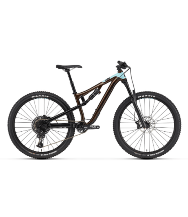 Rocky Mountain Bicycles Rocky Mountain, Reaper 27.5 2020, Brown/Blue