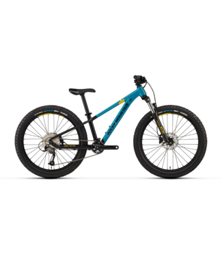 Rocky Mountain Bicycles Rocky Mountain, Growler Jr 24 2020, Blue/Yellow