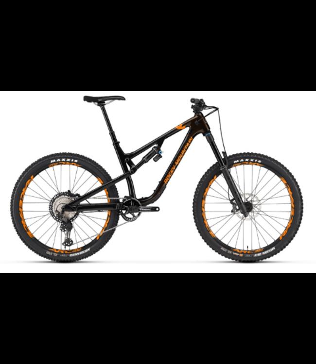 Rocky Mountain Bicycles Rocky Mountain, Altitude C70 2020, Brown/Orange, L