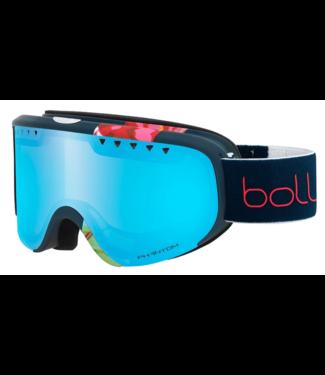 Bolle Bolle, Scarlett Goggle, Matte Blue Bali/Vermillon Blue