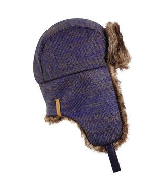 Turtlefur Turtlefur, Jostedal Trapper Hat, Ink Navy