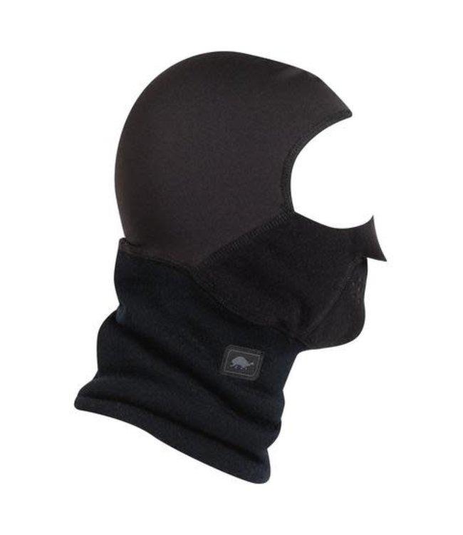 Turtlefur Turtlefur, Switchback Polartec Windbloc: Fleexe Maskot XL, Black