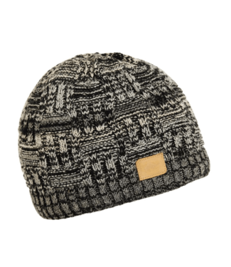 Turtlefur Turtlefur, Pierson Lambswool Beanie, Black