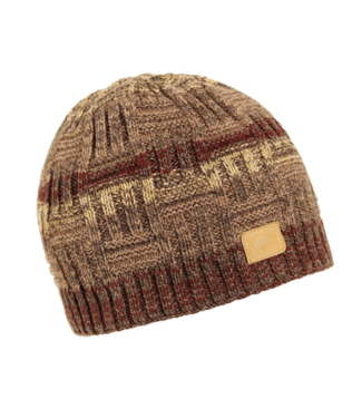 Turtlefur Turtlefur, Pierson Lambswool Beanie, Bark