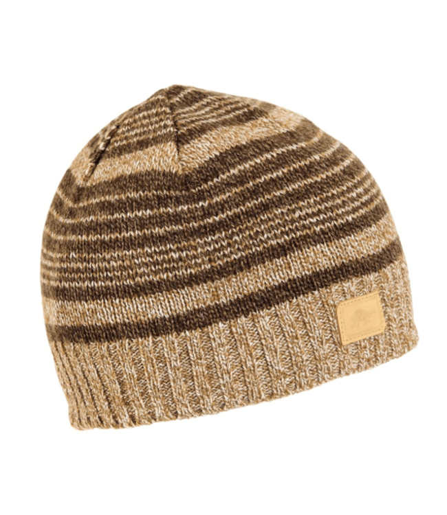 Turtlefur Turtlefur, Schist Lambswool Beanie, Acorn Brown