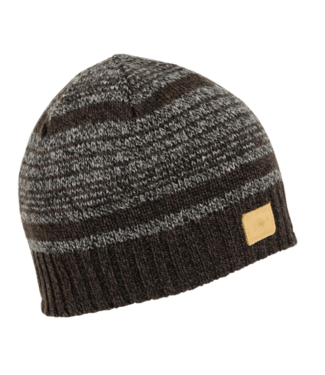 Turtlefur Turtlefur, Schist Lambswool Beanie, Charcoal