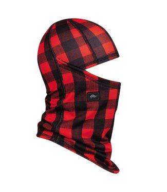 Turtlefur Turtlefur, Comfort Shell: Shinobi, Car Camping/ Checkered Red