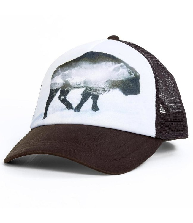 Turtlefur Turtlefur, Picture This Trucker, Buffalo Being