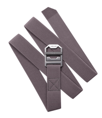 Arcade Arcade, Guide Slim Belt, Purple, OSFA