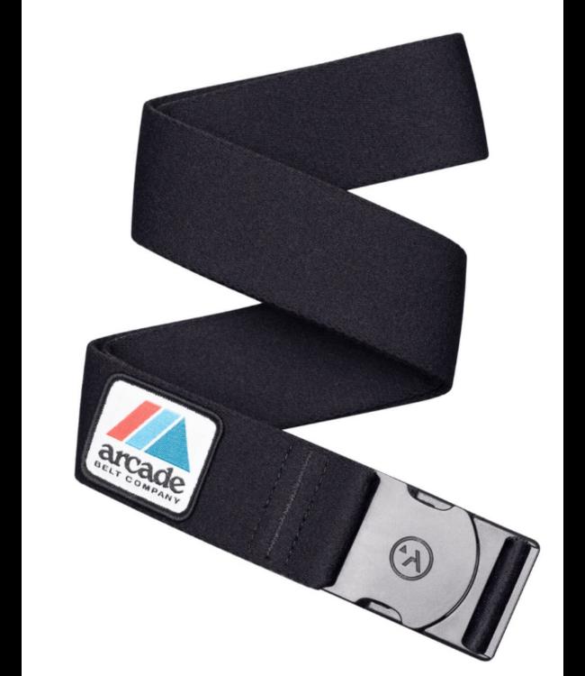 Arcade Arcade, Rambler Belt, Black/Logo, OSFA