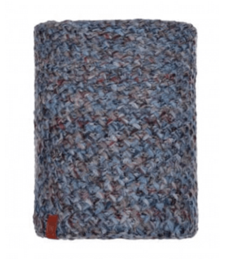 Buff Buff, Knitted & Fleece Neckwear, Margo Blue