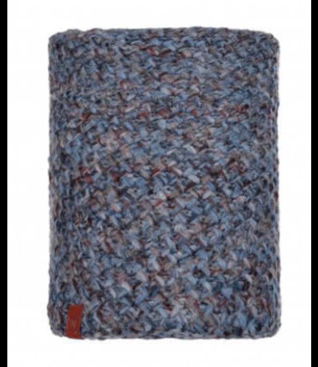 Buff Buff, Knitted & Fleece Neckwear, Margo Blue