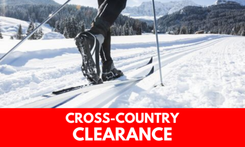 Cross Country - CLEARANCE