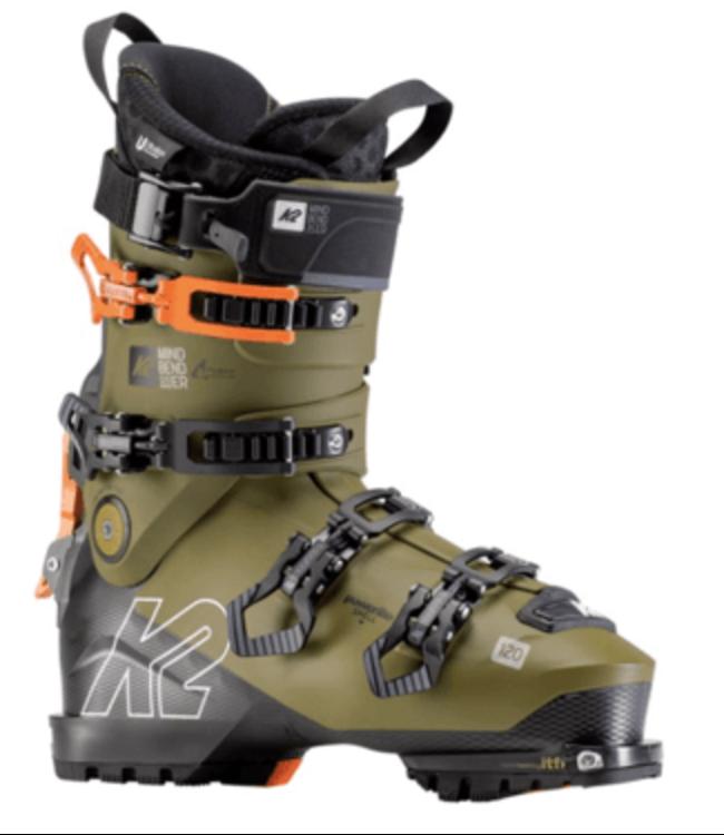 K2 K2, Mindbender 120 2020