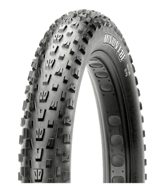 Maxxis Maxxis, Minion FBF, Tire, 26''x4.80, Folding, Tubeless Ready, Dual, EXO, New Takeoff