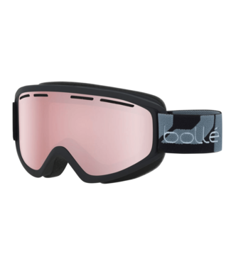 Bolle Bolle, Schuss Goggle, Matte Black/Vermillon Gun