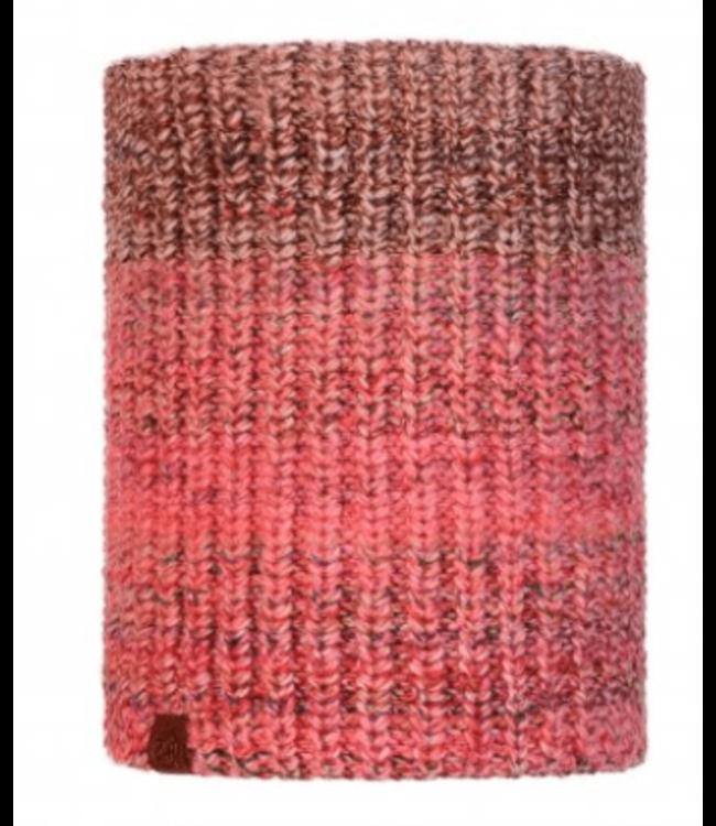 Buff Buff, Knitted & Polar Neckwarmer, Olya Dune Pink