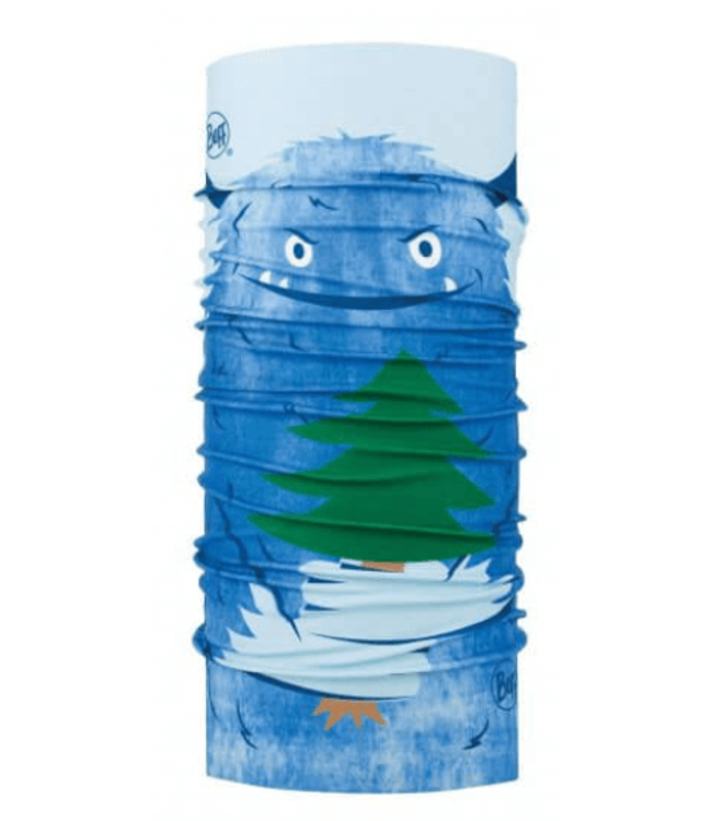 Buff Buff, Original Baby, Snow Monster Blue