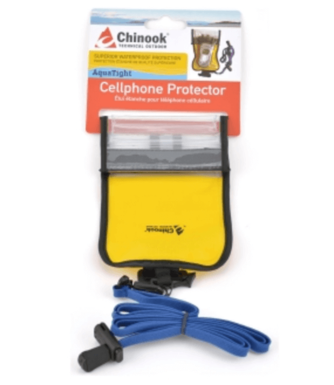 Chinook Chinook, Aquatight Cell Phone Case, Yellow