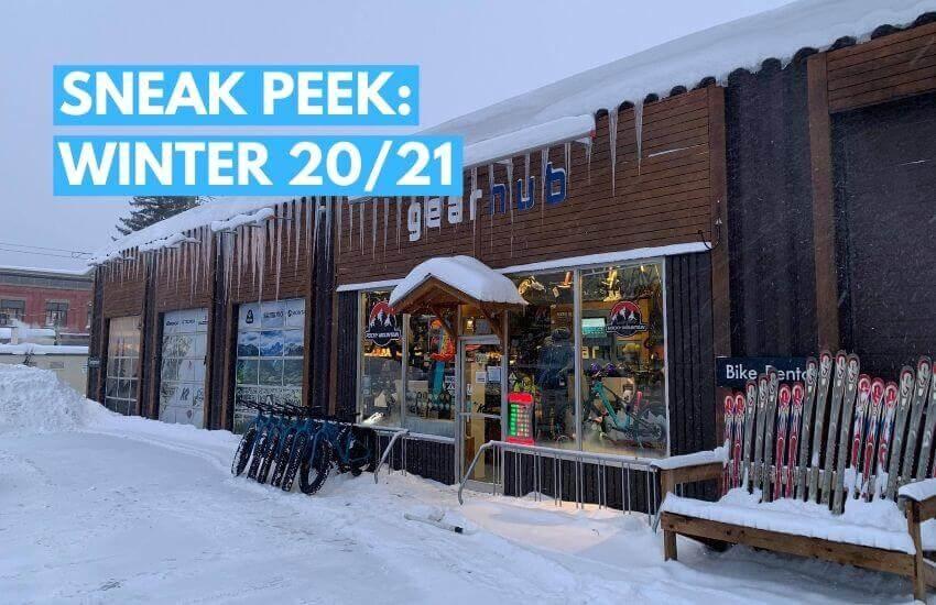 Sneak Peek: What's Coming to GearHub for Winter 2021