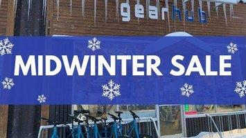 GearHub's Midwinter Sale