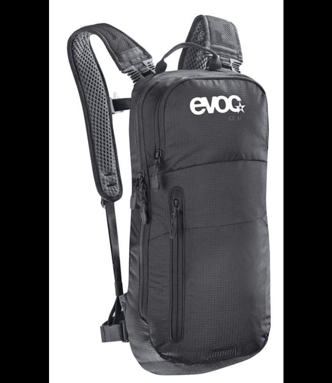EVOC EVOC, CC 6 + 2L Bladder, Hydration Bag, Volume: 6L, Bladder: Included (2L), Black