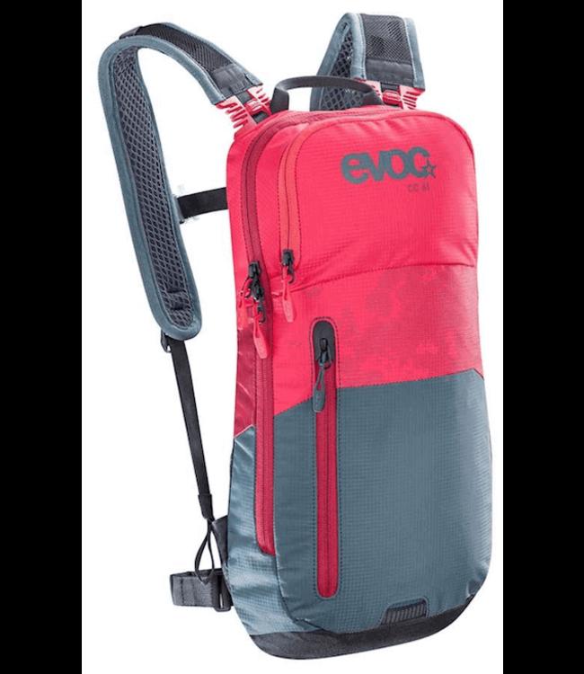 EVOC EVOC, CC 6L + 2L, Backpack, Red/Slate