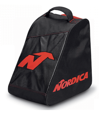 Nordica Nordica, Promo Boot Bag, Black/Red
