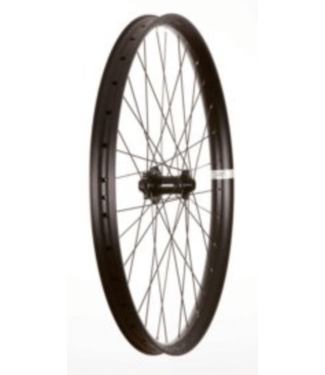 Wheel Shop, Rear 27.5'' Wheel, 32H Black