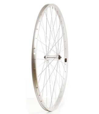 Wheel Shop, Alex C303 Silver/ Formula FM-21-QR, Wheel, Front, 27'' / 630, Holes: 36, QR, 100mm, Rim