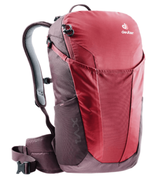 Deuter Deuter, XV1 SL, Cranberry Red/Aubergine Purple