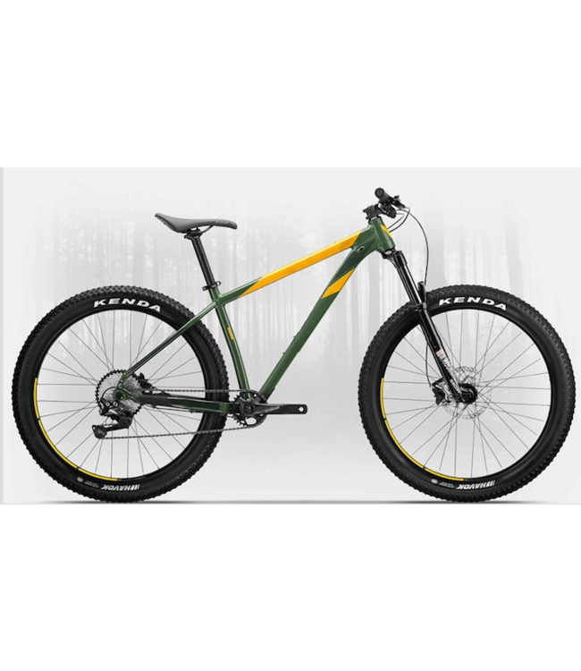 Devinci Devinci 2019 Kobain Deore Khaki/Orange Medium