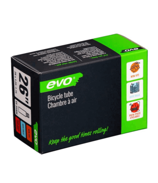 EVO EVO, Schrader, Tube, Schrader, Length: 35mm, 26'', 1.25-1.75