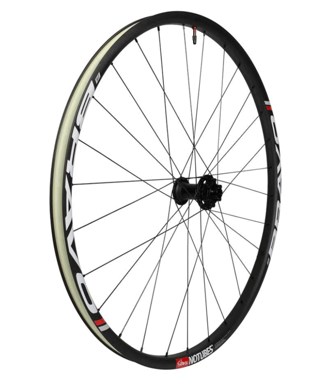 Stan's No Tubes, Bravo Pro, Wheel, 29'', Tubeless Ready, QR/12mm TA, OLD: 135/142mm, Brake: Disc IS 6-bolt, Rear, SRAM XD